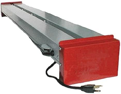 Industrial Grade Acrylic and Plexiglass Strip Heater